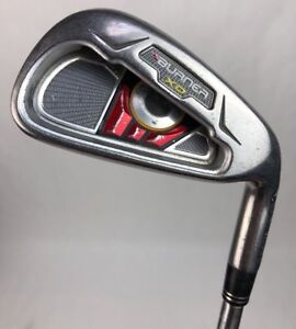 TaylorMade-Burner-XD-Single-6-Iron-RE-AX-90g-Steel-Stiff-RH-GP-Tour-Wrap-Grip-FS