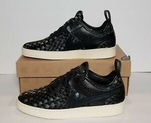 cdbf23c3aa24 NIKE MEN S NSW COURTSIDE WOVEN MEN S SIZE 6 AND 6.5 NEW BOX BLACK ...