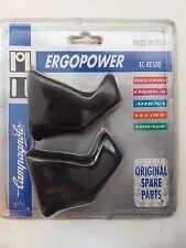 NOS Campagnolo EC RE500 Ergopower Black Brake Hoods 4 Record Chorus Athena