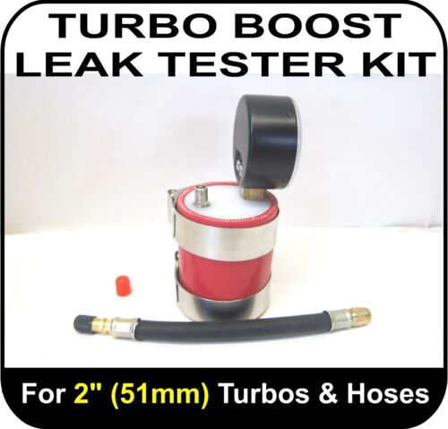 """turbos pipes Tuyaux Pression Mercedes Voiture 51 mm Turbo Boost Fuite Testeur s/'adapte 2/"""""""