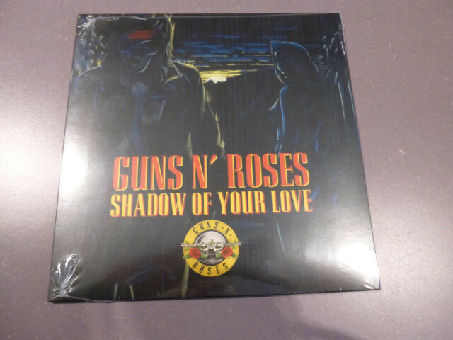 GUNS N' ROSES - Shadow Of Your Love - 7