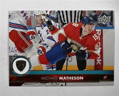 2016-17 Upper Deck MVP #286 Michael Matheson RC SP