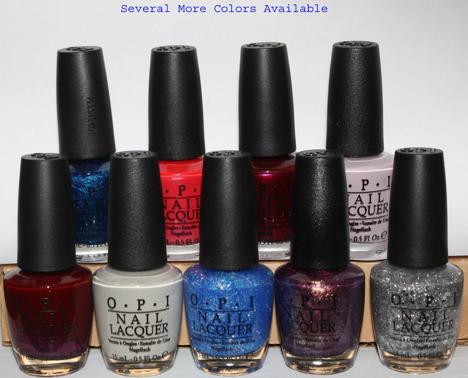 2 Bottles OPI Nail Laquer Where DID Suzi\'s Man Go? NL A66 Full Size ...