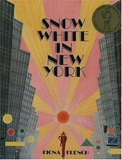 Snow White in New York by Fiona French (1990, UK-Paperback)
