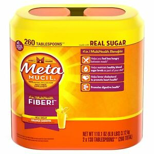 Metamucil-MultiHealth-Fiber-260-Doses-NEW-Free-Shipping