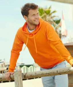 Kaputzenshirt-Fruit-of-the-Loom-Lightweight-Hooded-Sweat-62-140-0