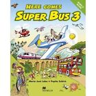 Here Comes Super Bus: 3 by M.J. Lobo (Paperback, 2000)