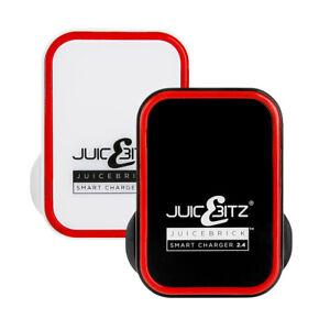 divers styles se connecter ordre Détails sur Pour iPhone, iPad Fast Chargeur Plug UK 3 Broches Secteur  Adaptateur 2 Port Dual Charge 20 W- afficher le titre d'origine