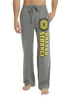 Mens Womens Doctor Strange Gray Pajama Lounge Pants Large