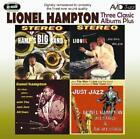 3 Classic Albums Plus von Lionel Hampton (2013)