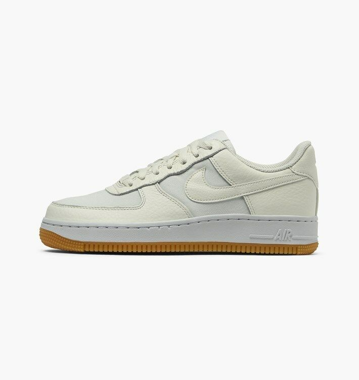 NIKE AIR FORCE SAIL 1 07 PREMIUM * SAIL FORCE / WHITE * 896185 101 * UK 7, 8 907497