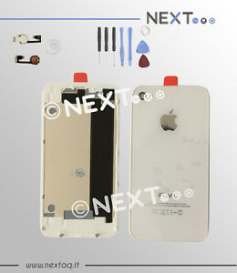 Back Cover IPhone 4S Bianco