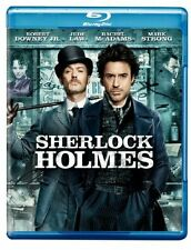 Sherlock Holmes  DVD Blu-ray Robert Downey Jr., Jude Law, Rachel McAdams, Mark S