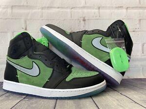 Details about Nike Air Jordan 1 High Zoom Rage Zen Green Shoes CK6637-002 Men's Size 12 DS NEW