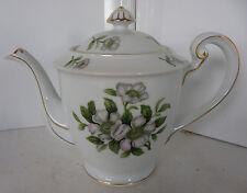 Vintage Puritan Japan China Janet Tea Coffee Pot Flower