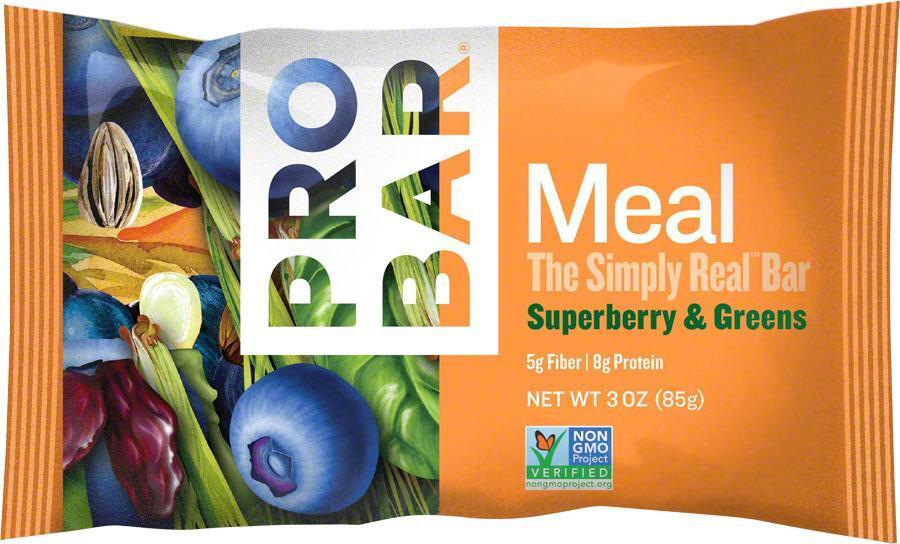ProBar Meal Bar  Superberry and Greens, Box of 12
