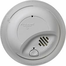 First Alert Smoke Detector Hidden Spy Nanny Camera W 6 Month