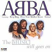 The-Music-still-goes-on-by-Abba-CD-very-good-condition