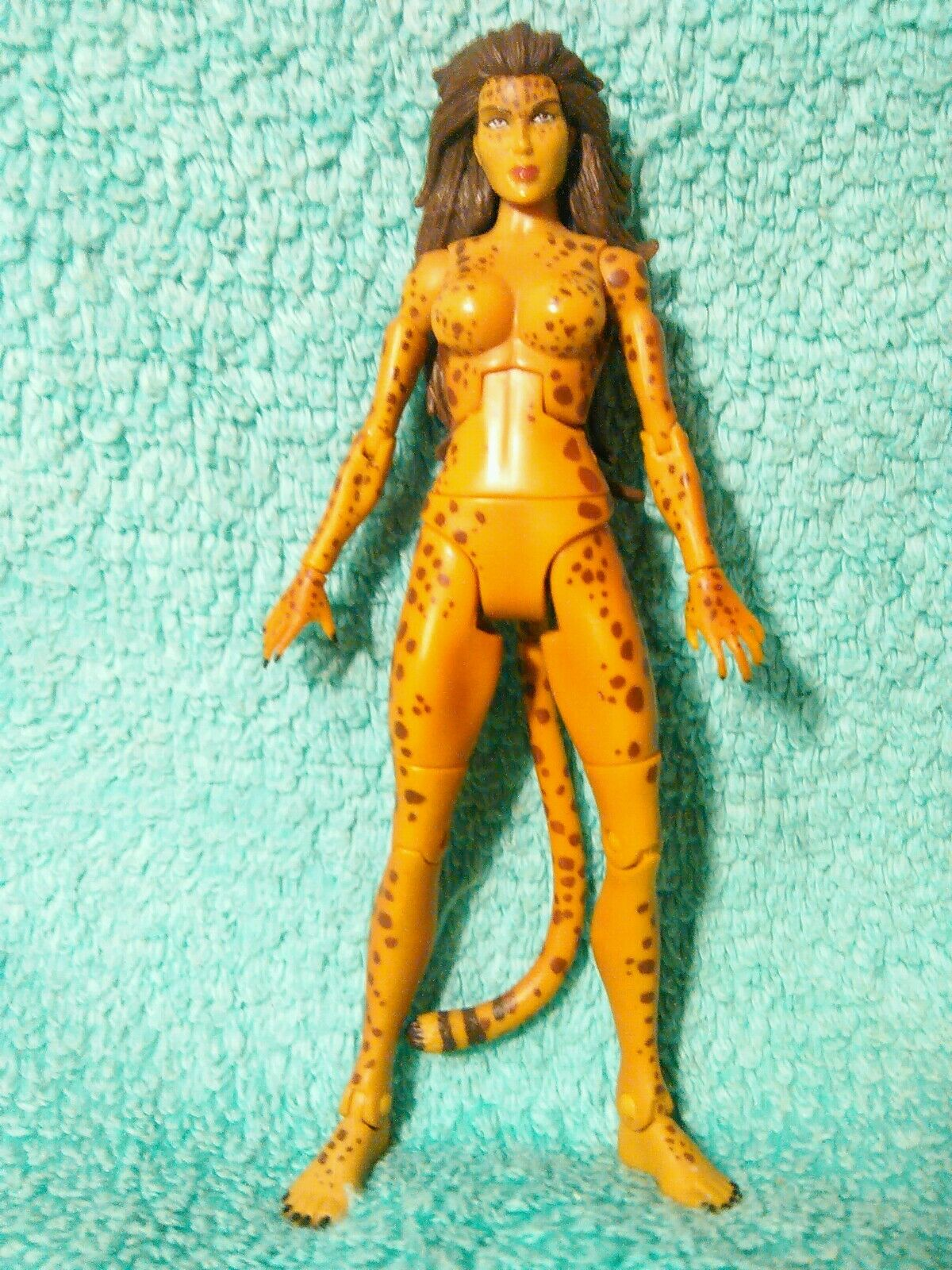 CHEETAH NAKED Recalled VARIANT figure DC UNIVERSE CLASSICS wave 13 LOOSE MINT