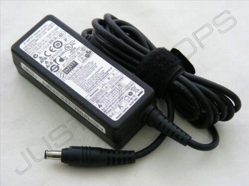 Genuine Original Samsung Serie 5 NP530U4B 40W AC Alimentatore Adattatore Caricatore