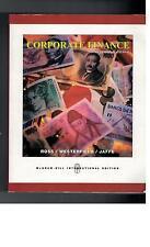 Ross / Westerfield / Jaffe - Corporate Finance - 2005