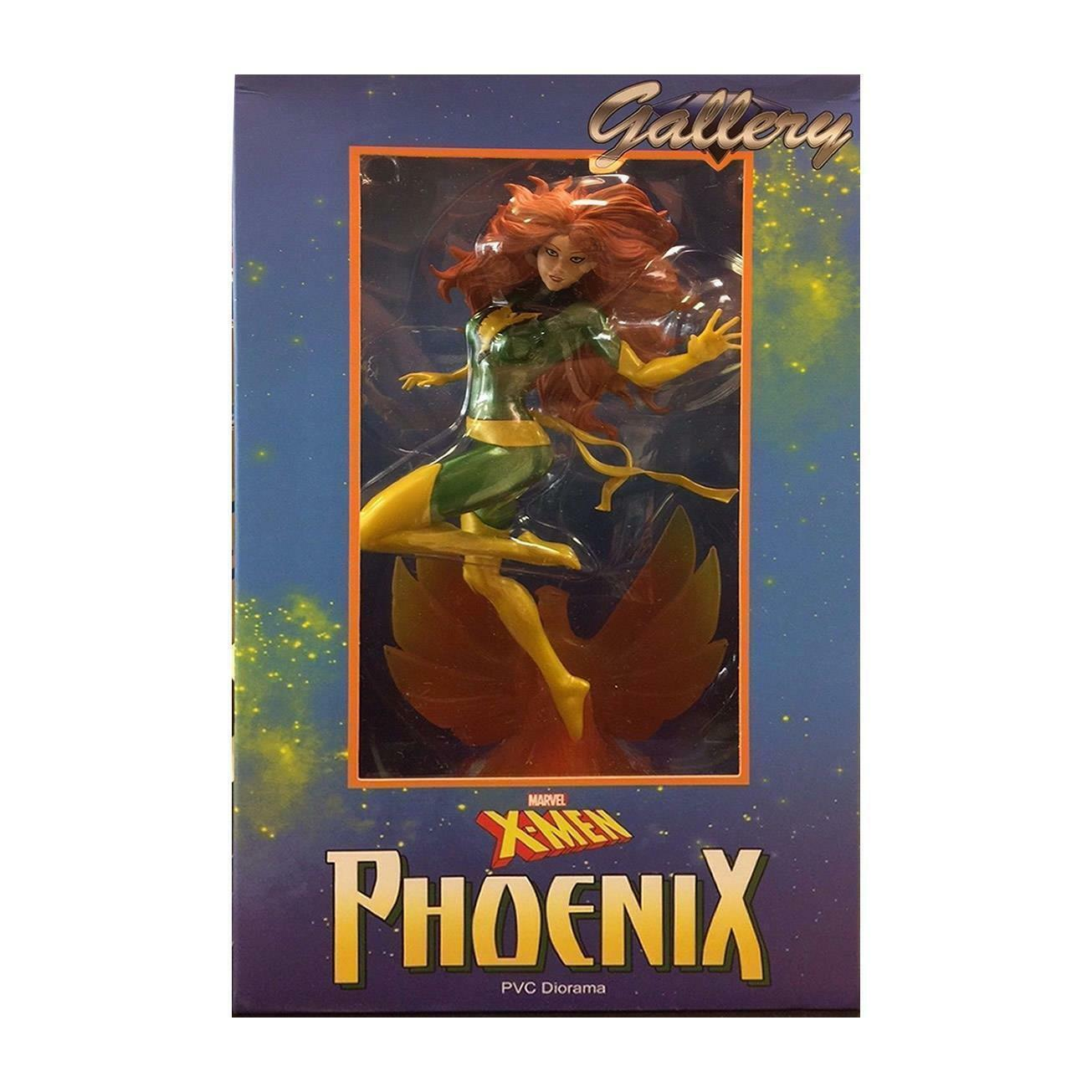 Diamond Select Marvel Gallery Phoenix Jean Grau X-Men PVC Figure Statue NEW