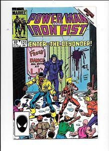 Power-Man-And-Iron-Fist-121-January-1986-Luke-Cage