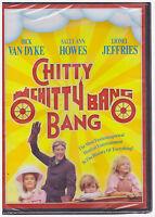 Chitty Chitty Bang Bang (dvd, 2011, Full Frame)