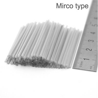 100pcs High Quality¢2.4mm 45mm Fiber Optic Fusion Splice Protection Sleeves