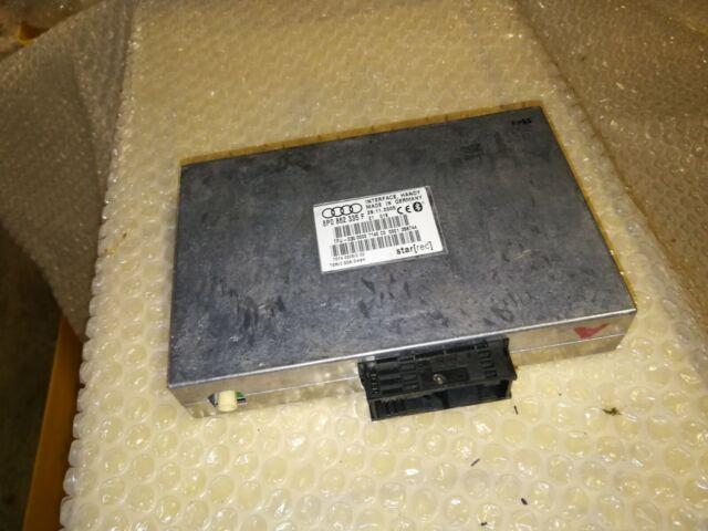 Audi originales Bluetooth unidad de control interfacebox 8p0862335f a3 8p a4 8e 8j TT r8