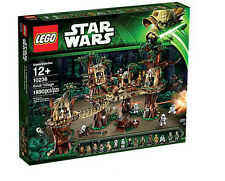 LEGO Star Wars Ewok Village Play Set 10236 Brand New Factory Sealed Sold Out UCS