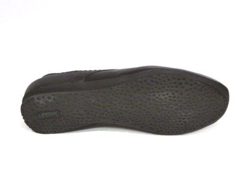 Think Schuhe Chilli Sneaker Schnürschuhe schwarz bequem Leder Einlagen Gr. 38