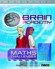 Brain Academy: Maths Challenges Mission File 2 by Steph King, Richard Cooper (Paperback, 2014)