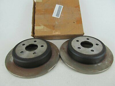 FRONT Brake Rotor Pair of 2 Fits 95 Ford Windstar