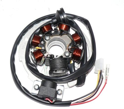 KR Lichtmaschine Stator Aprilia SR 50 LC Netscaper Horizontaler Zyllinder  98