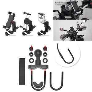 neu fahrrad motorrad lenker 1 kugelgelenk halterung u. Black Bedroom Furniture Sets. Home Design Ideas