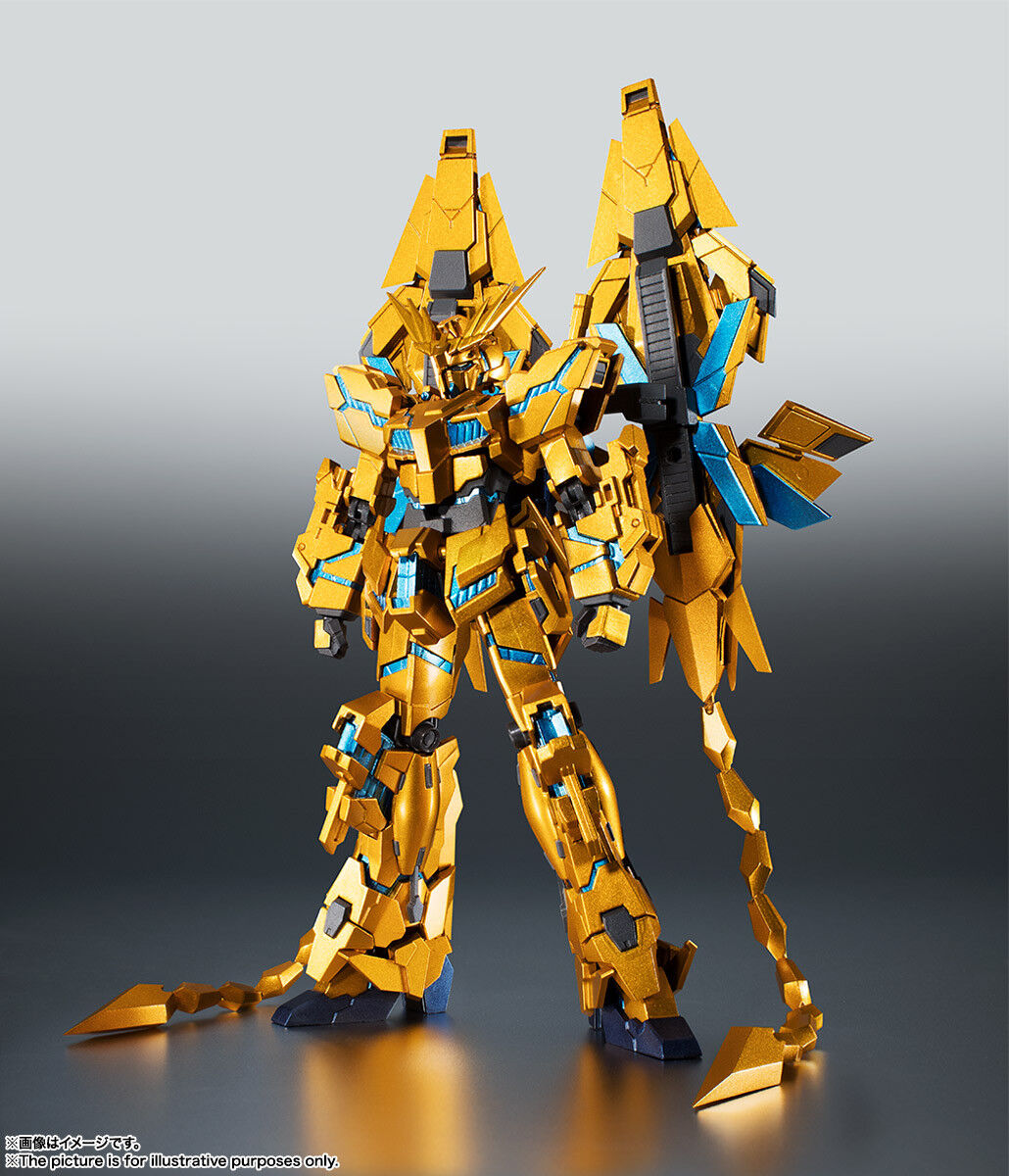 Le Robot Spirits Unicorn Gundam Unit 3 fennex (destroy mode) (récit ver.)