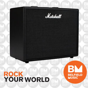"""Marshall Code 50 Guitar Amplifier with 12"""" Speaker Combo - 50W"""