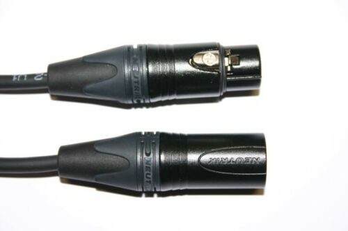 HIFI XLR Kabel,Gotham,GAC-2 V1 low noise,Neutrikstecker,interconnect,Phono