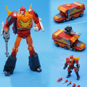MFT-Transformation-Rodimus-Prime-Pioneer-MS-19-MS19-Action-Figure-Robot-With-Box