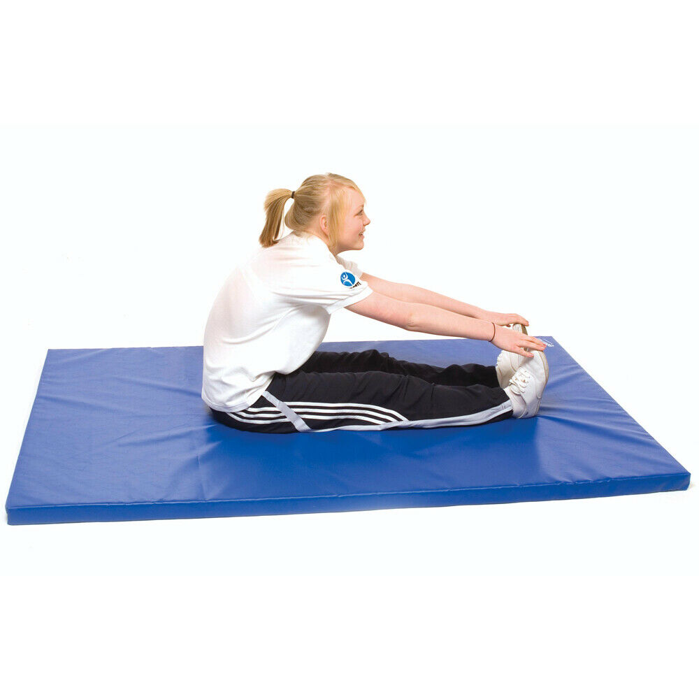 Beemat Pvc Coated Gym Floor Workout Mat Agility Gymnastic Bonded Cover Mattress