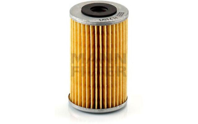 MANN-FILTER Filtro de aceite FORD ESCORT H 715/1 n