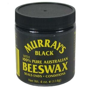 Murray's Black Beeswax Hair Dressing Conditioner
