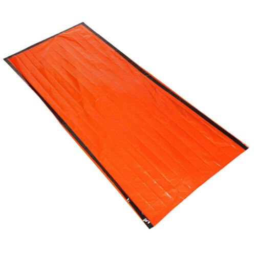 Portable Sleeping Bag PE Thermal Emergency Blanket Tent for Hiking Camping