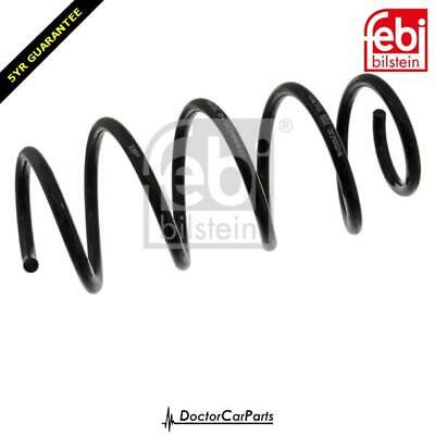 front axle Pack of 1 febi bilstein 37824 coil spring