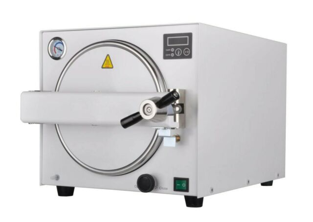 18L Dental Lab Medical Steam Sterilizer 220V