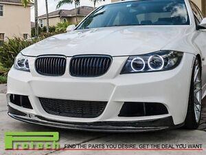 d8579ca04721 09-11 BMW E90 E91 Sedan M-Tech M-Sport AK Style Front Bumper ...