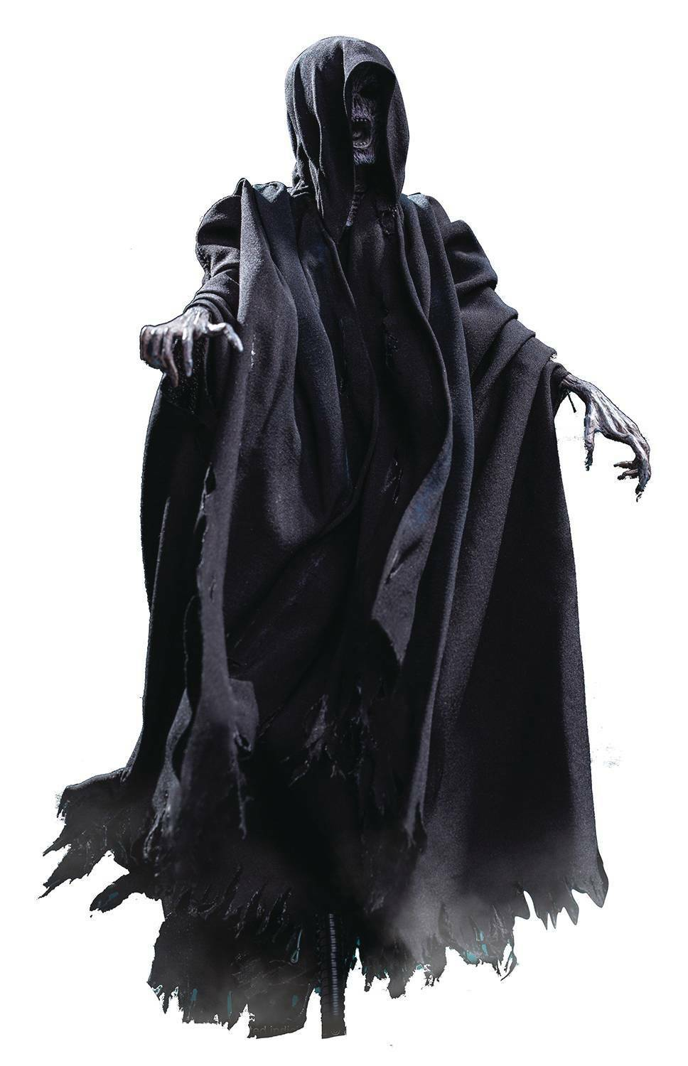 Harry Potter Dementor  1 8 Scale figure (Real Master Series)