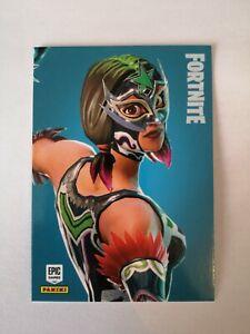 Carte-panini-FORTNITE-serie-1-Trading-card-170-DYNAMO-Rare