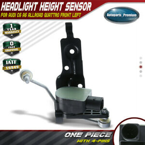 Front-Left-Headlight-Level-Sensor-for-Audi-A6-A6-Quattro-S6-2005-2011-4F0941285F